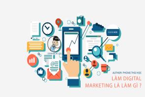Phân Biệt Digital Marketing Và Online Marketing – Hiểu sao cho đúng?